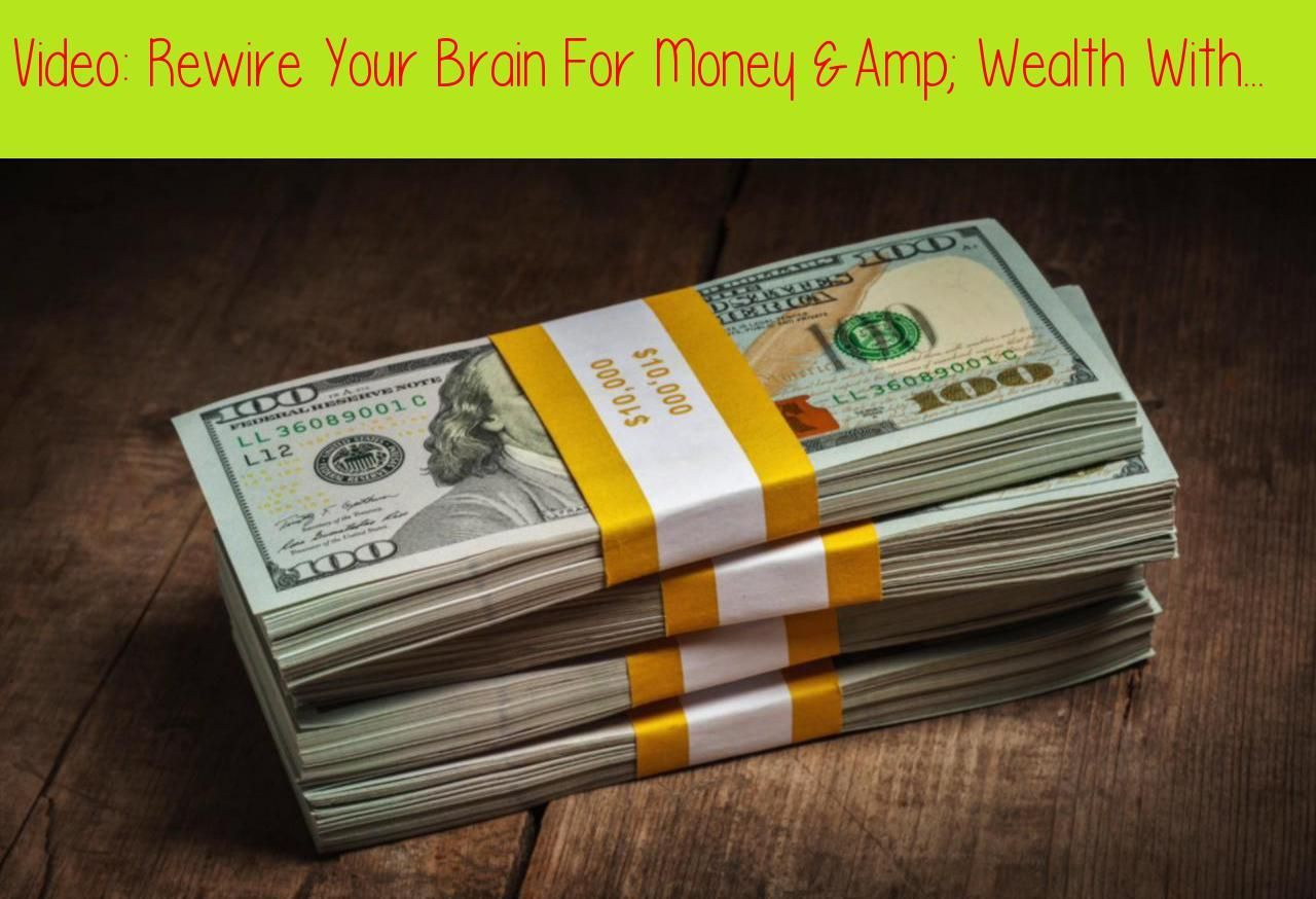 Rewire Your Brain For Money & Wealth With Subliminal Sleep