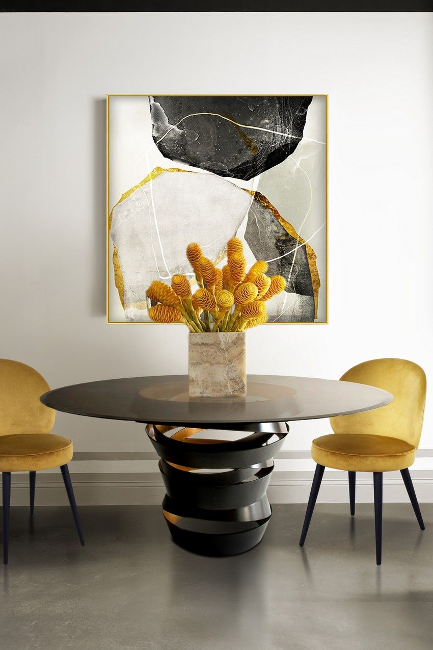 We Would Like To Share With You Some Trendy Dining Chairs That