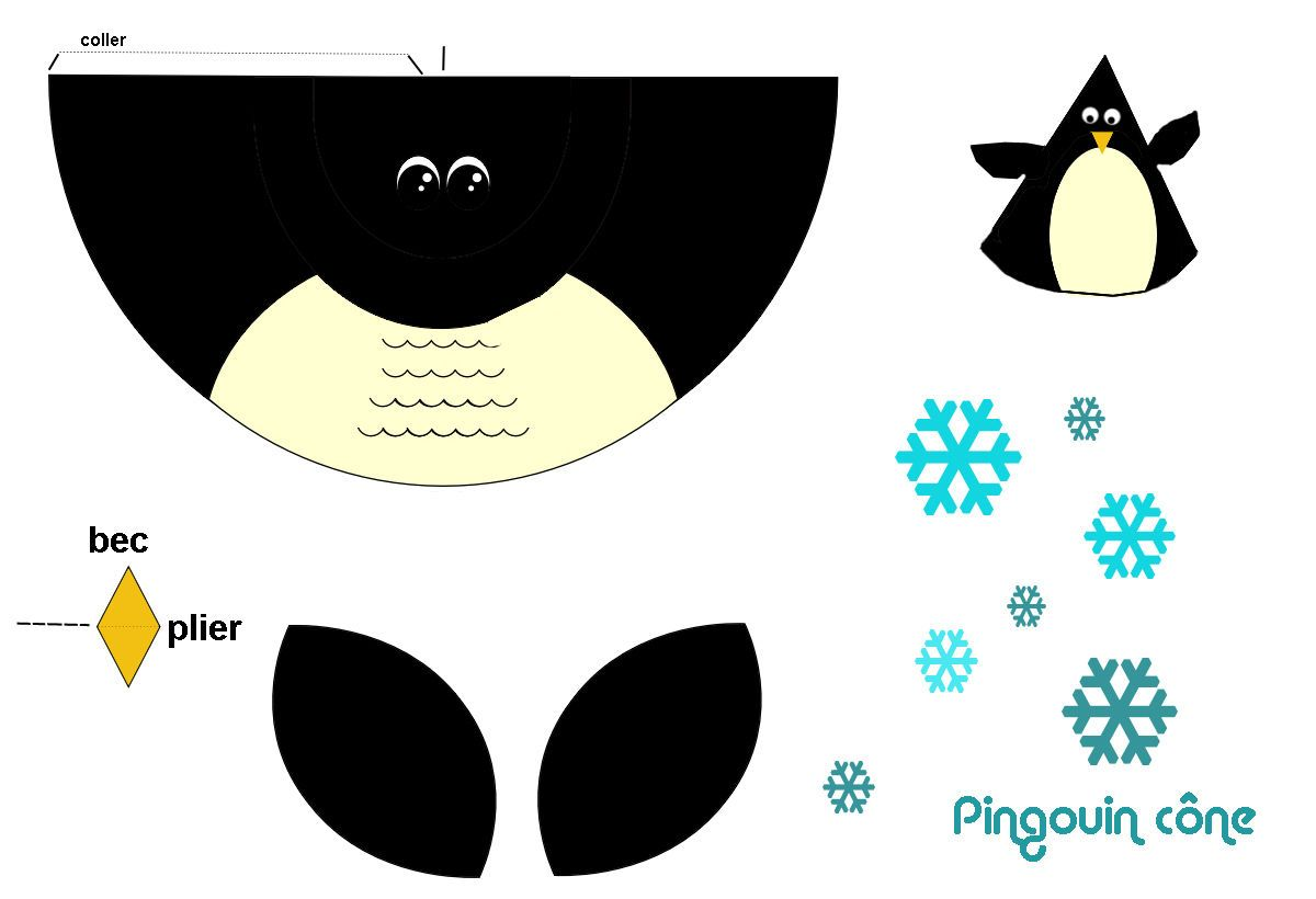 Pattern Penguins Worksheet
