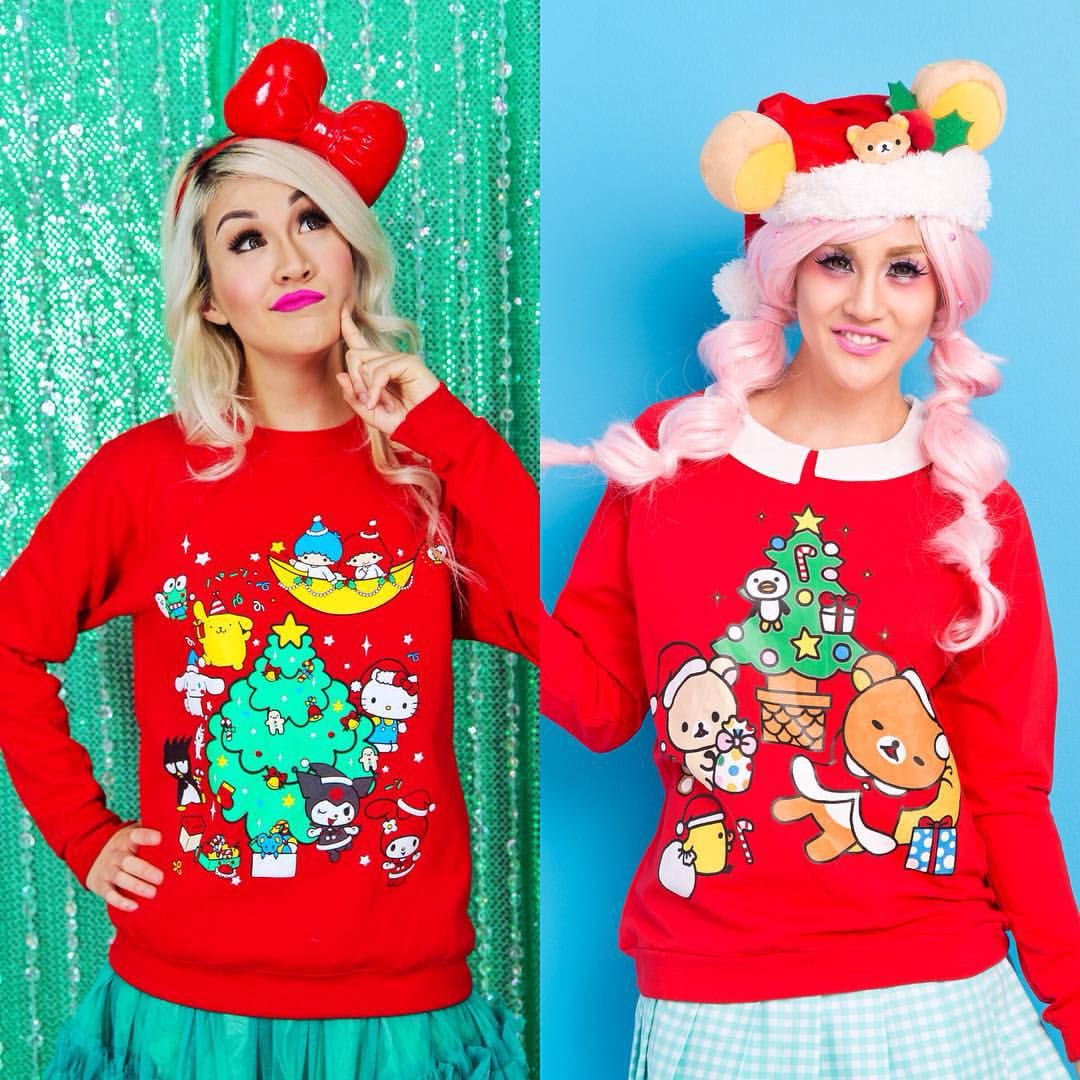 Forget about ugly christmas sweaters…this year choose a super cute ...