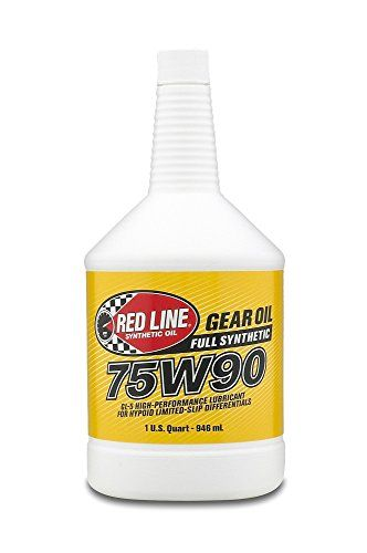Red Line 57904 75w90 Synthetic Gear Oil 1 Quart Red L Https