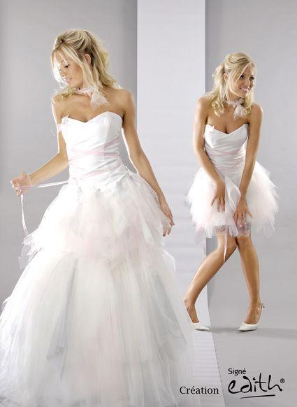 robe de mariee destockage