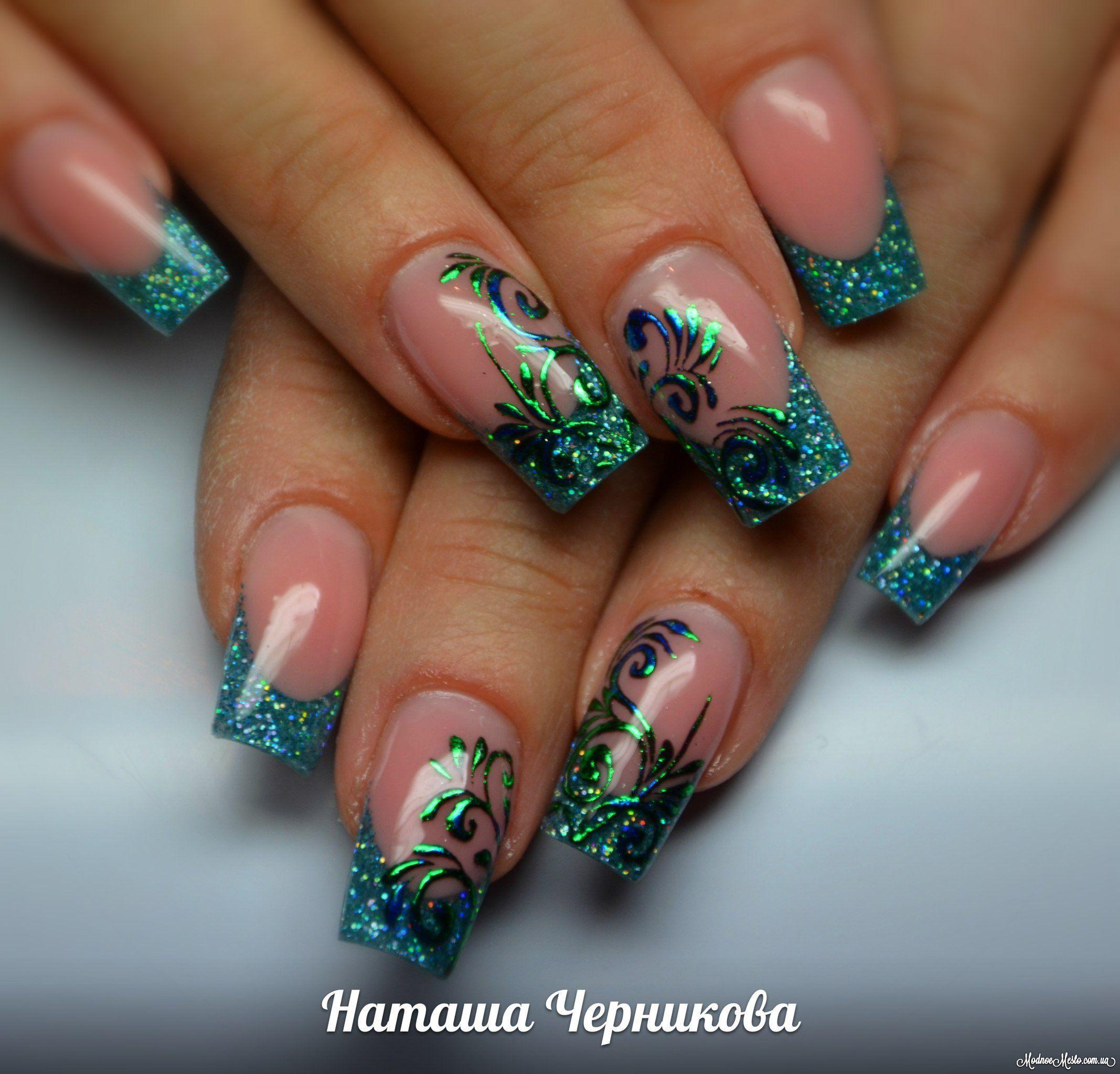 Nail Art 2658 Best Nail Art Designs Gallery Manis Pedis