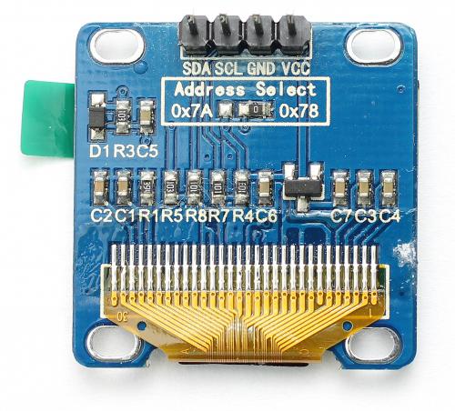 ESP32 Arduino OLED Display Example (I2C)   Technology   Arduino