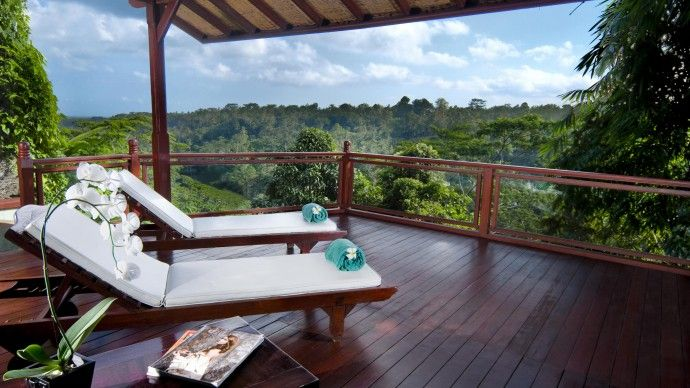 Kupu Kupu Barong*****  Resort & Tree Spa auf Bali Tropischer Traumurlaub mit Wahnsinnsausblick! #kupukupubarong #bali