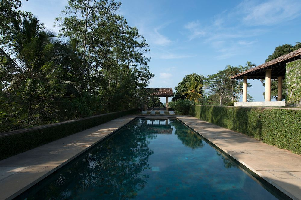 Kerry Hill Architects Armitage Hill House Galle Sri Lanka Amazing Swimming Pools Kerry Hill Architects Tropical Houses