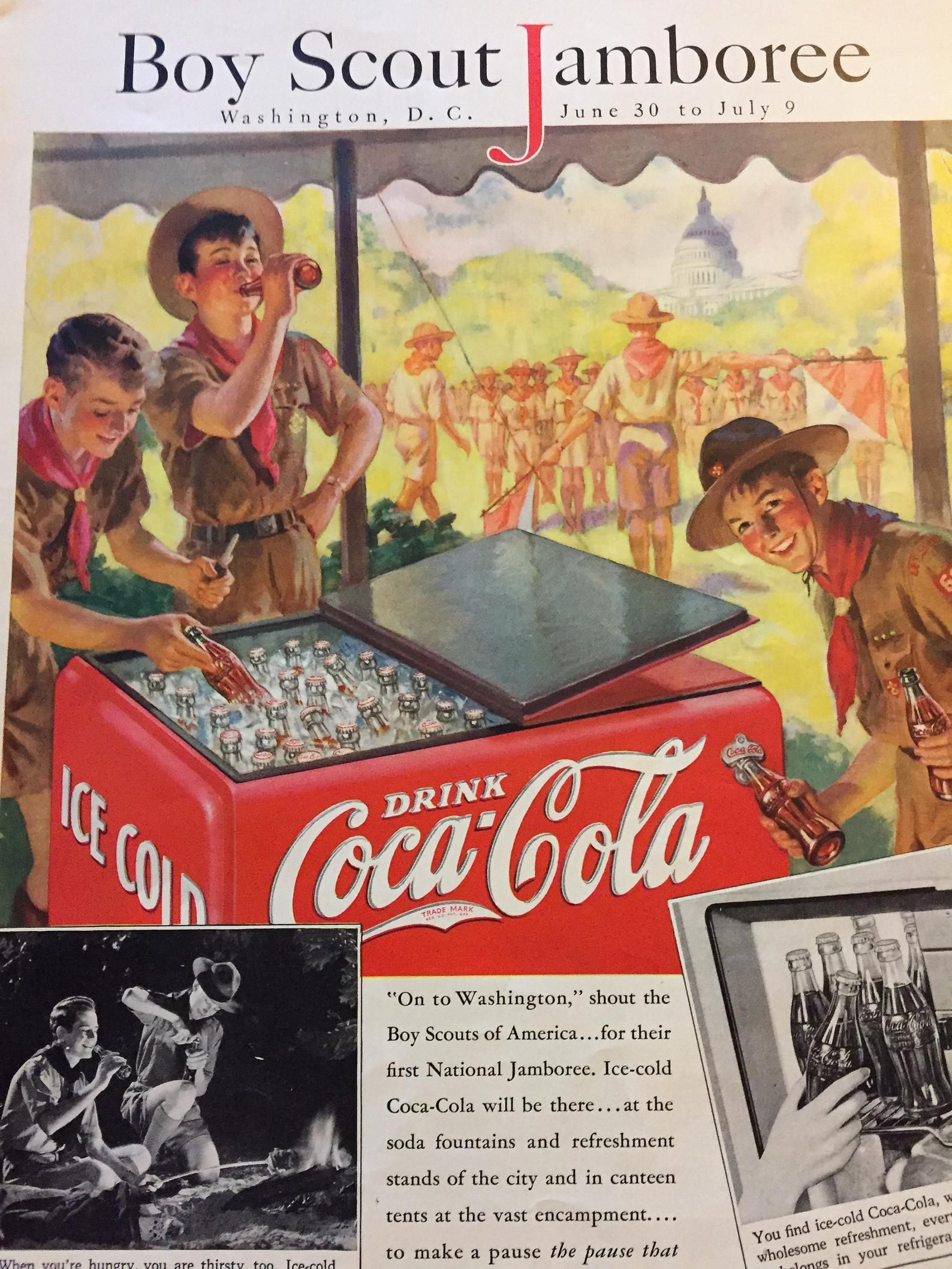 Pin On Days Of Old The Boy Scouts According To The