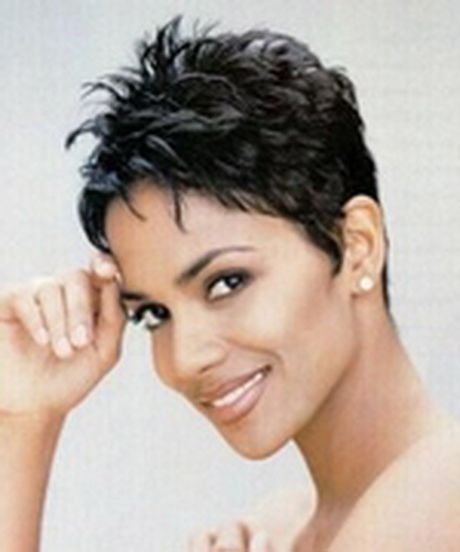 Photo coupe de cheveux tres court
