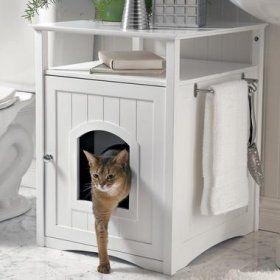 Kattenbak In Een Kast Pet Stuff Kattenbak