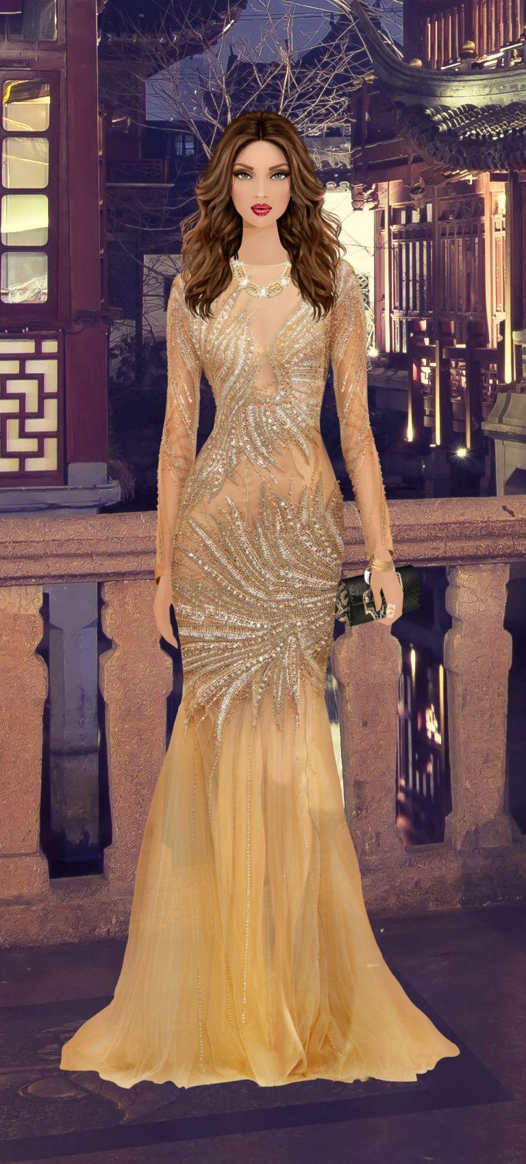 Macau event on Covet Fashion Game