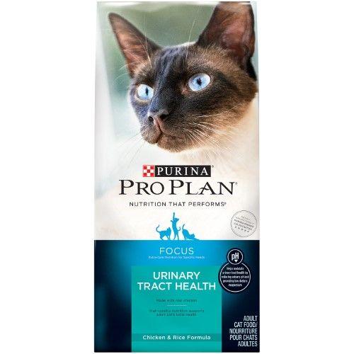 Purina Pro Plan Focus Urinary Tract Health Formula Dry Cat