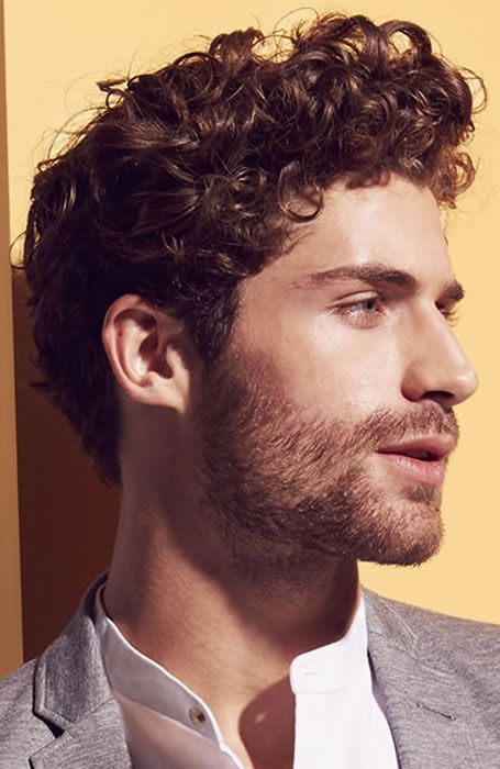 Curly Hairstyles Men Beauteous 37 Curly Hairstyles Httpwww99Wtfmenmodernhairstylemen