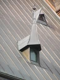 Selecting A Roofing Material Don T Forget About Style Metal Roof Metal Roof Repair Zinc Roof