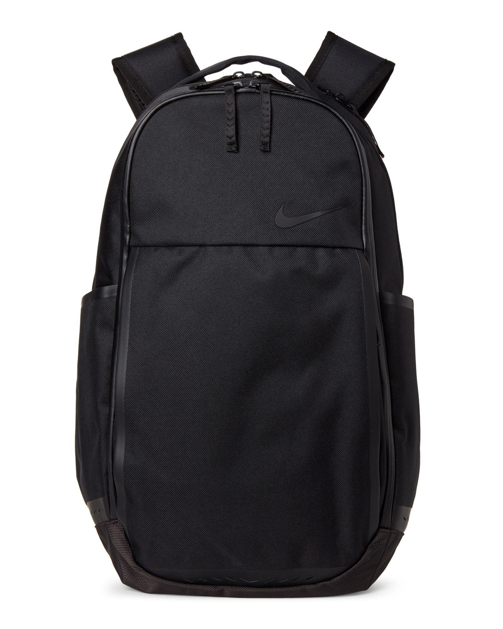 Nike Black Ultimatum Premium Backpack Black Nikes 178659e56a8f1