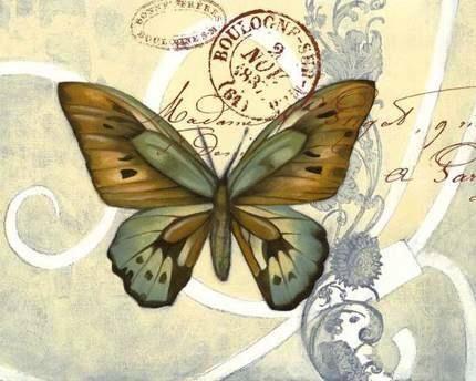 butterfly J Goldberger