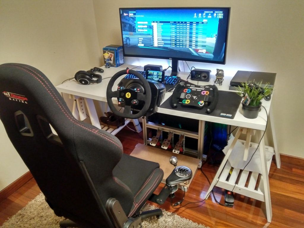 Pin by Christopher on Battlestations in 2019 | Gaming setup