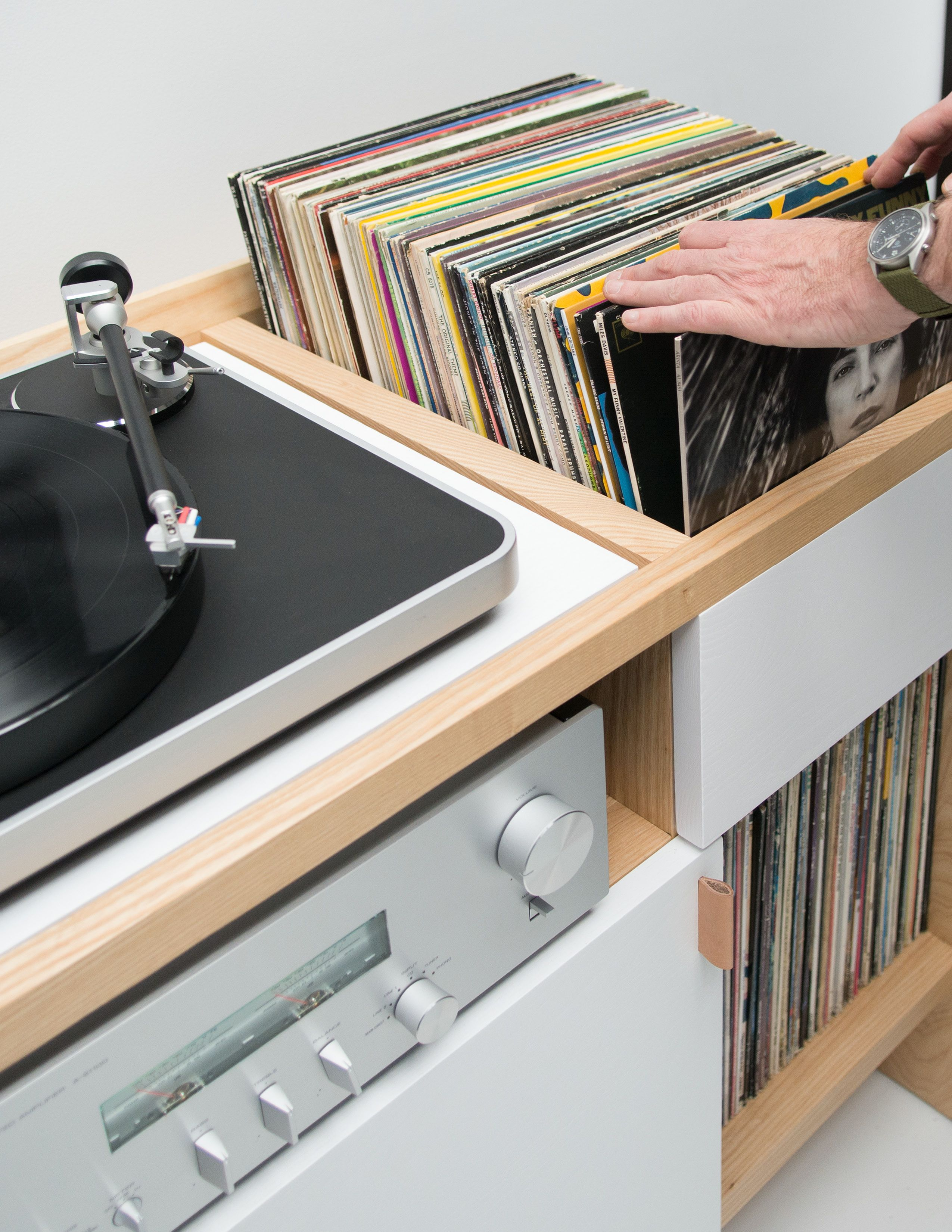 Unison Record Stand All In One Vinyl Record Storage Symbol Audio Record Storage Vinyl Record Storage Vinyl Record Furniture