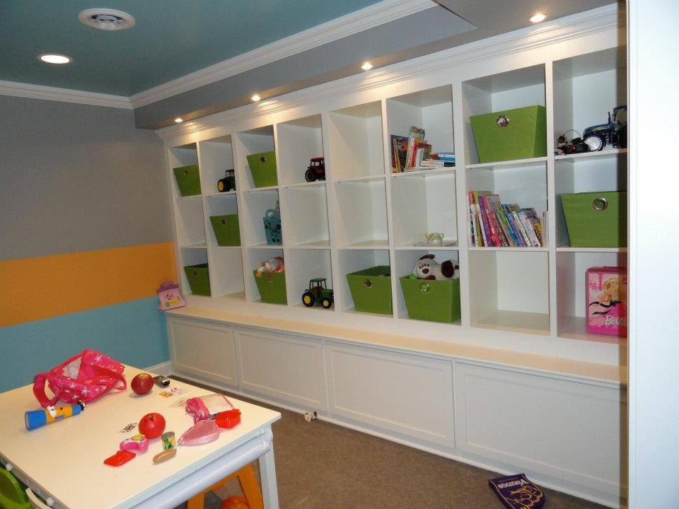 finished basement ideas kids playroom - Google Search Basement