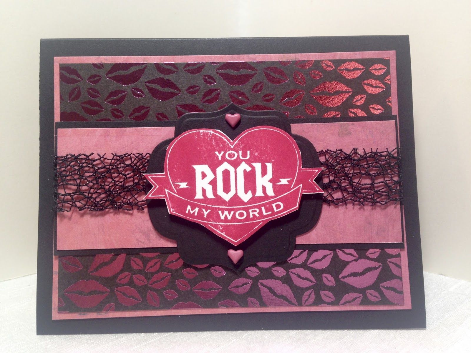 Our 29th Wedding Anniversary Celebration and Card | Amy\'s Creative ...