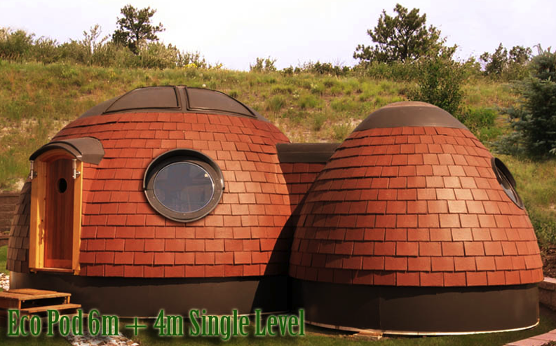 Energy Efficient Eco Pod Home Rene Just Sent This To Me