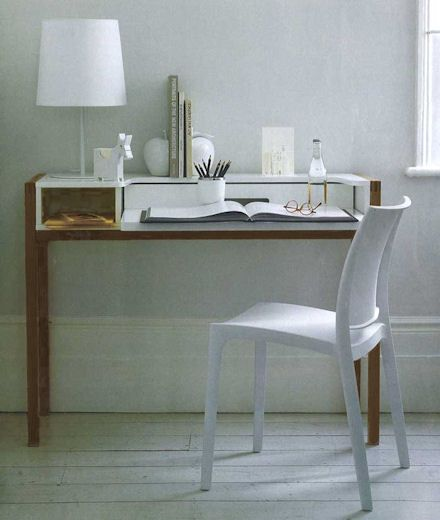 Farringdon Desk...great Small Desk For Those With Storage Space Issues John  Lewis Awesome Ideas