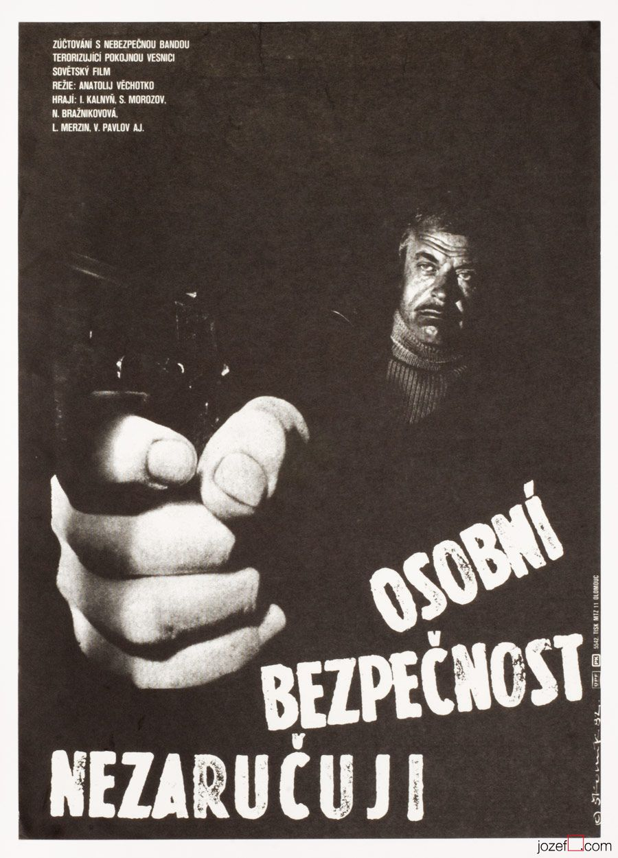 Movie poster for russian drama Personal Safety Not