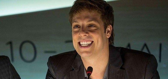 Fábio Porchat em cena do filme Contrato Vitalício, do grupo Porta dos Fundos - Porta dos Fundos
