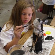 This website contains a large amount of art integration resources that can be used in the classroom. I will use this resource to pull ideas when teaching. Some art activities include creating African masks, Japanese picture scrolls, dragons for Chinese mythology, drawing for geometry, etc.
