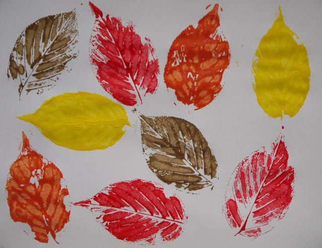 Quatang Gallery- Knutselen Met Bladeren Herfst Knutselen Kinderen Herfst Knutselen Knutselen Halloween Groep 3