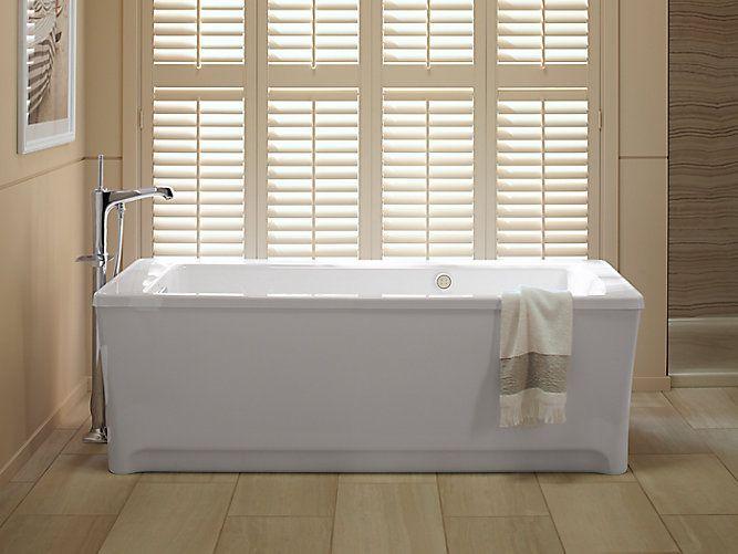 K T97331 4 Margaux Bath Filler Trim With Handshower Kohler Hand Shower Free Standing Bath Bath