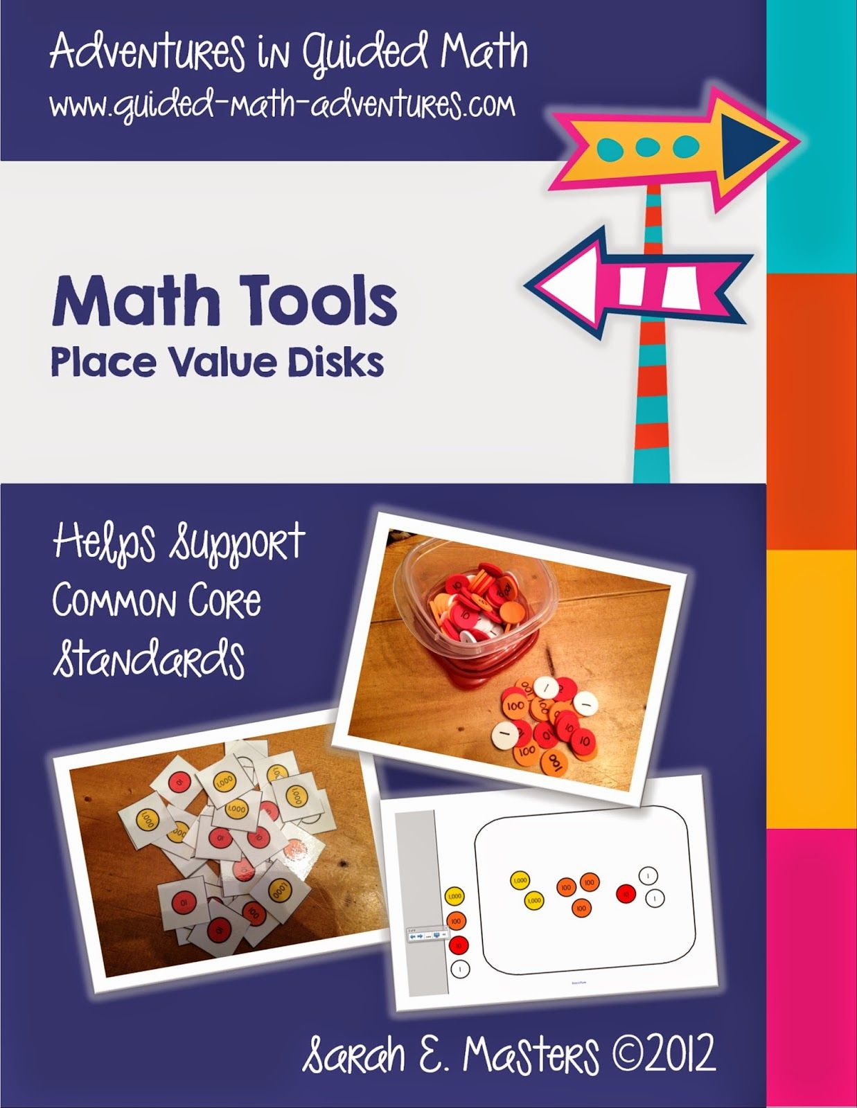 Adventures In Guided Math Math Tools