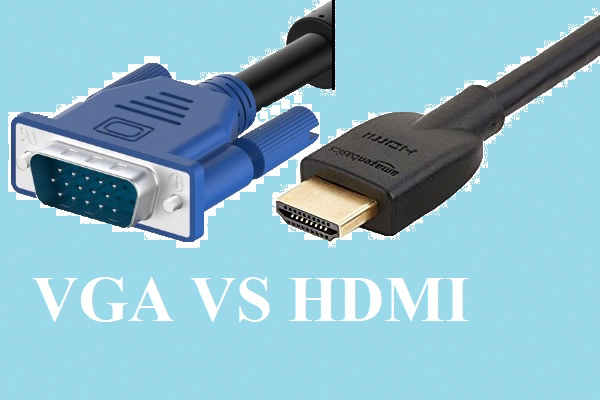 Vga Vs Hdmi What S The Difference Between Them Hdmi Vga Best Home Automation System