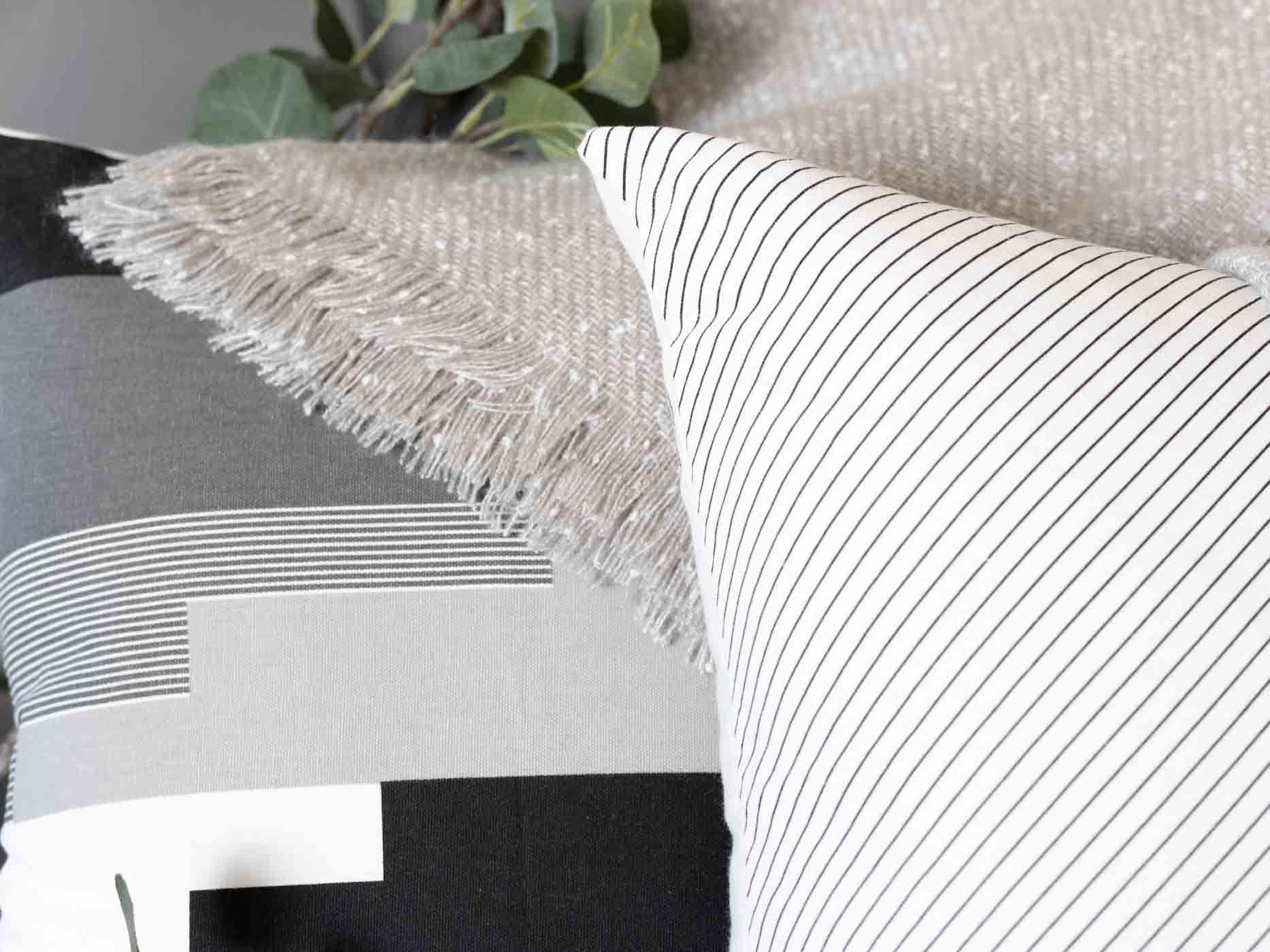 Woven Nook Decorative Throw Pillow