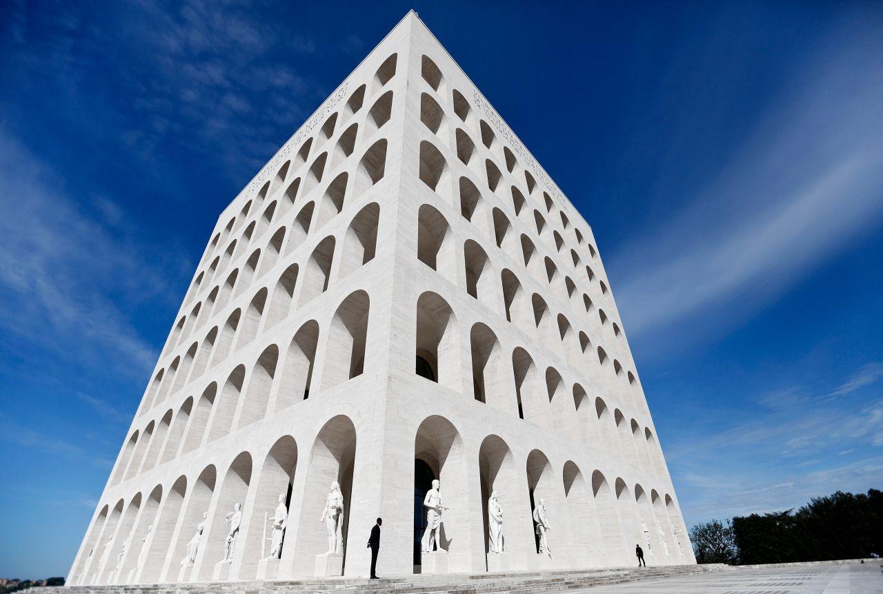 ARCHI/TECTURA — dezeen:   Italian fashion house Fendi has moved...
