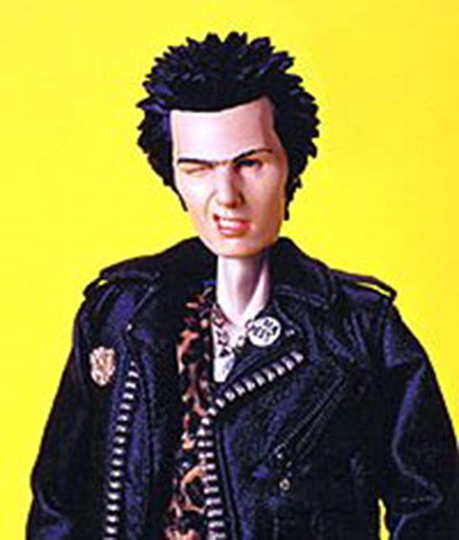 Sid Vicious Sex Pistols Stylish Collection Figure Medicom -8366