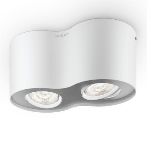 Philips myLiving Phase LED Deckenleuchte/Spot 2-flammig Lights
