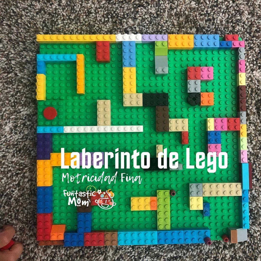 Laberinto De Legos