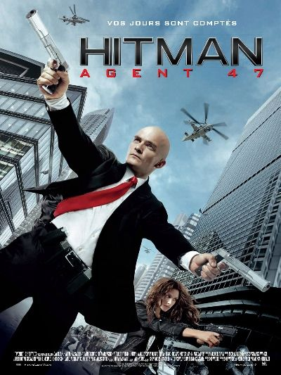 8 Mile Streaming Vostfr : streaming, vostfr, Hitman:, Agent, Films, Online,, Rupert, Friend,