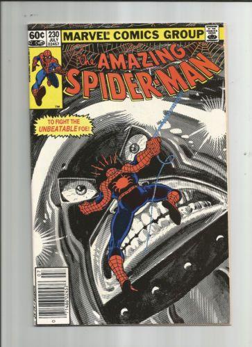 AMAZING SPIDER-MAN #230 Bronze Age find! Grade 8.5 Spidey vs Juggernaut! http://r.ebay.com/arvnVP