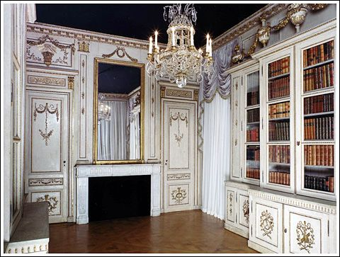 18th Century Frenc Interiors