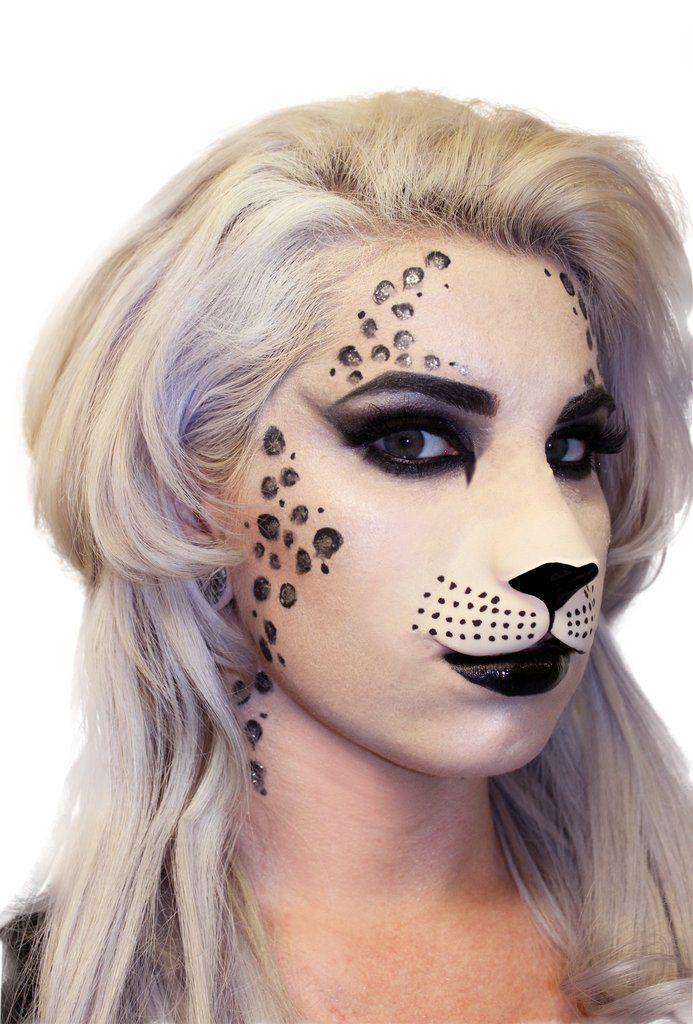 Cat Nose Prosthetics & Effects in 2019 Cat makeup, Cat