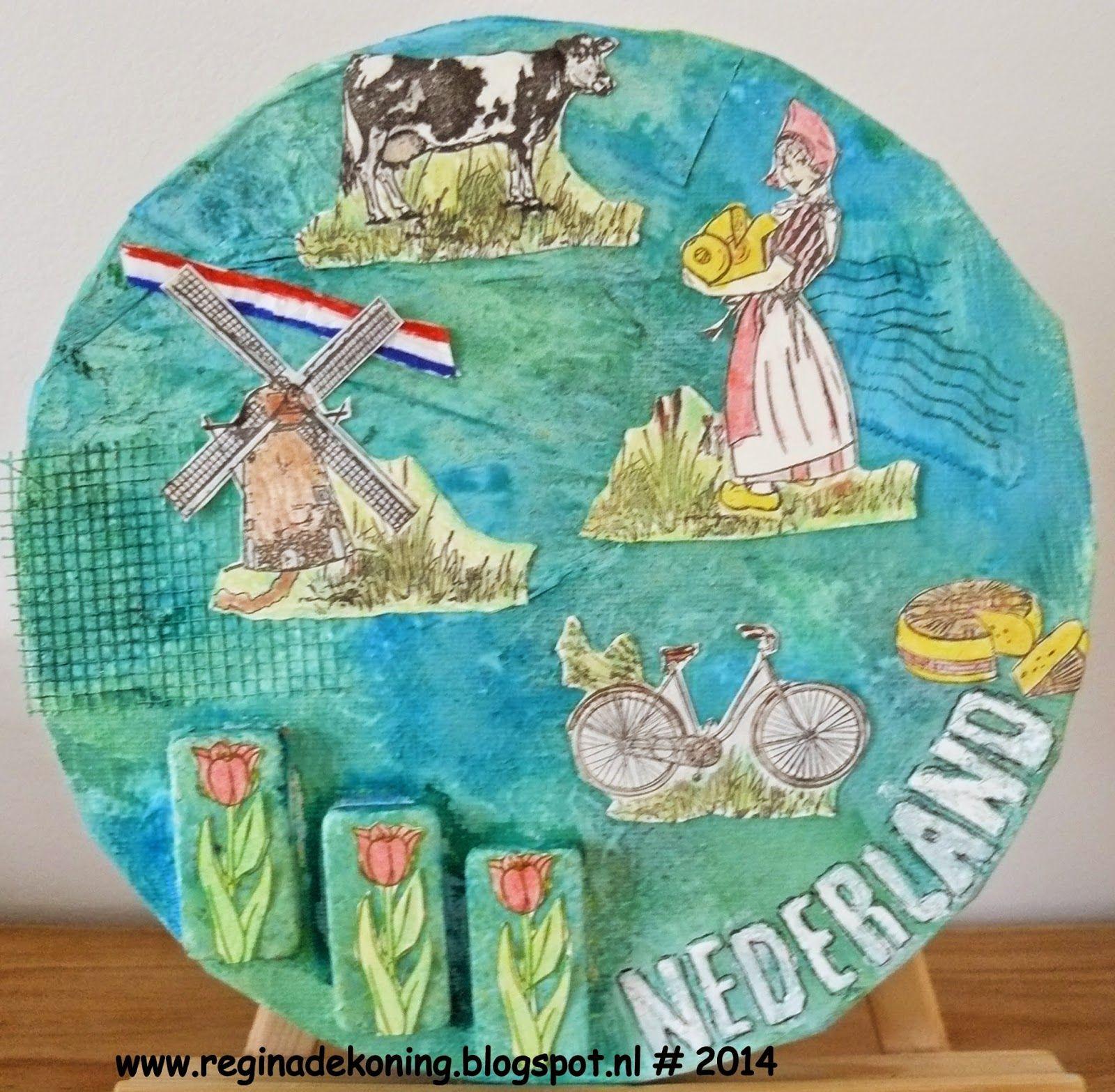 Canvas Nederland Travel