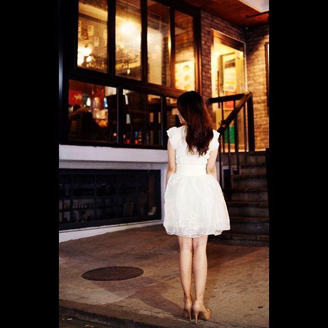 See Through Wrap Skirt 🍨Creamy White🍨 On the White #popart #partydress #partylook #cream #white #ivory #handmade #handmadeskirt #winter #style #skirt #sewing #sewingproject #hanbok #korea #seoul #sounlim #소운림 #핸드메이드 #파티룩 #허리치마 #생활한복 #한복스타그램