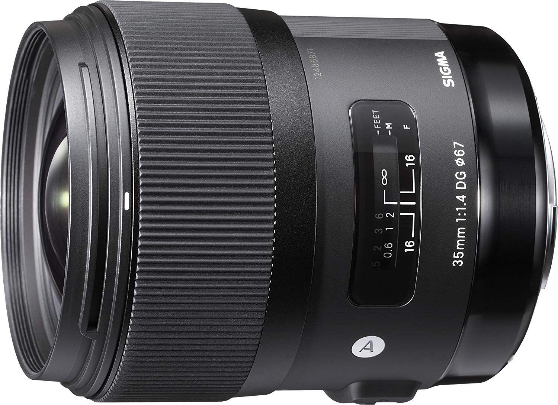 Sigma 35mm F 1 4 Dg Hsm Art Lens For Canon Dslr Cameras Sigma Lenses Zoom Lens Canon Lens