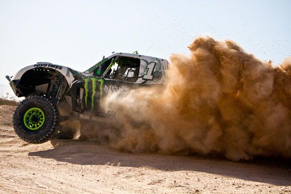 Monster Energy Trophy Truck Off Road Truck Racing Trophy Truck