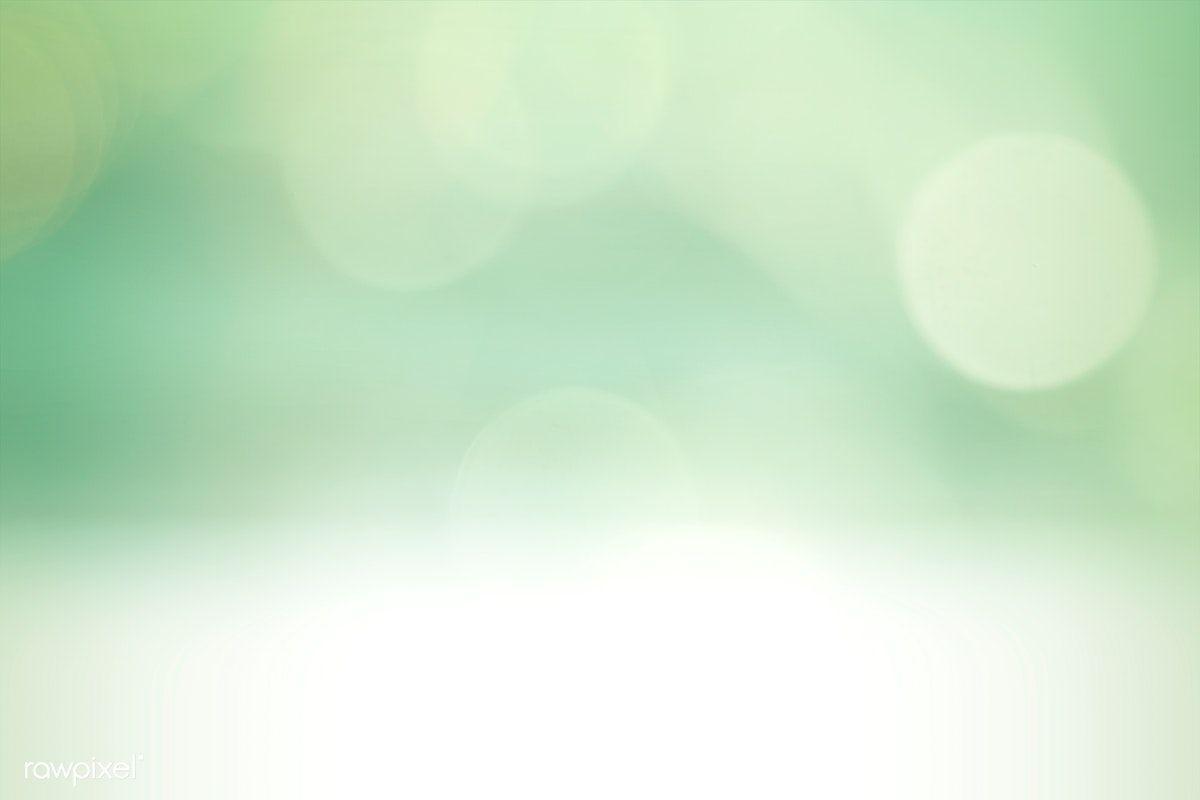 Download Premium Image Of Green Bokeh Textured Plain Background 585915 Bokeh Texture Bokeh Plains Background