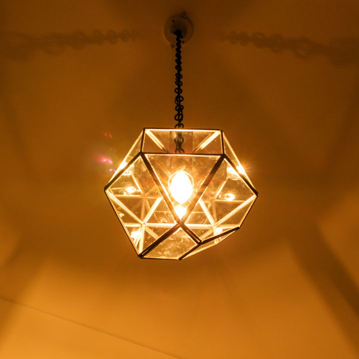 Lamp by craft terrarium 1 bulb pendant light mercros lamp by craft terrarium 1 bulb pendant light mercros mozeypictures Gallery