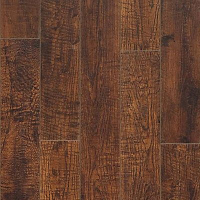 10mm Hand Sawn Oak 13 10 Sq Feet Per Case The Home Depot Canada Flooring Laminate Flooring Oak Laminate Flooring