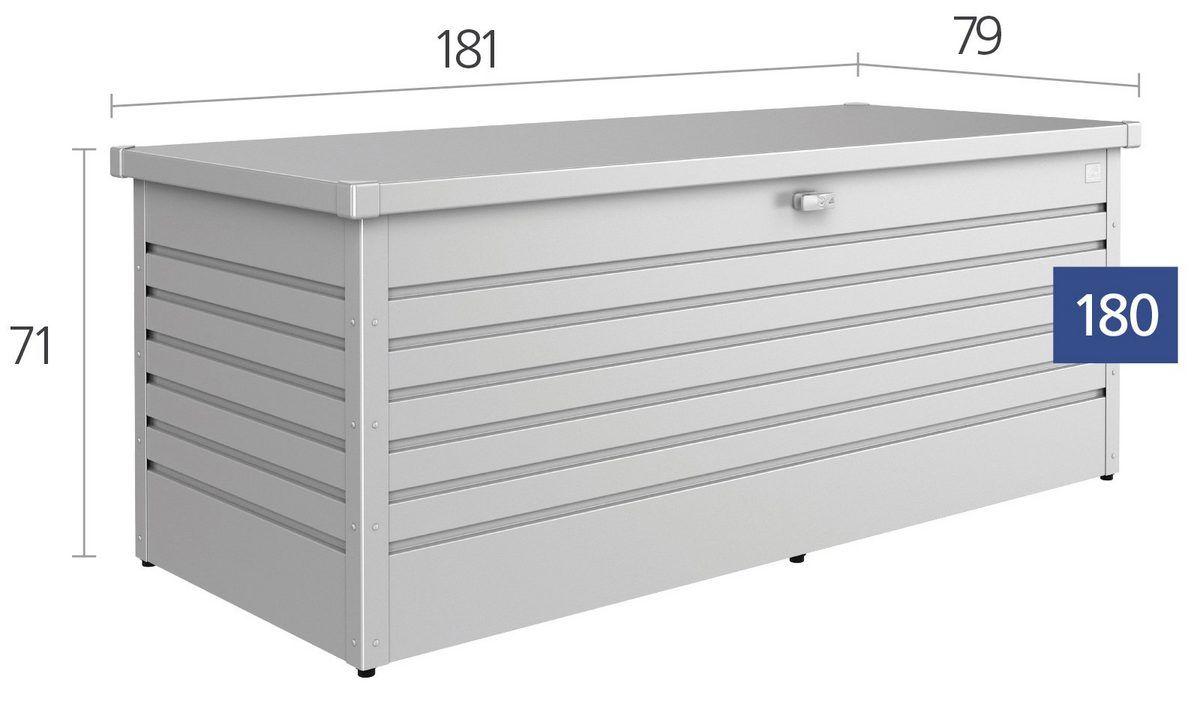 Aufbewahrungsbox 180 Bxtxh 181x79x71 Cm Kaufen Mit Bildern Aufbewahrungsbox Aufbewahrung Terrassen Deko