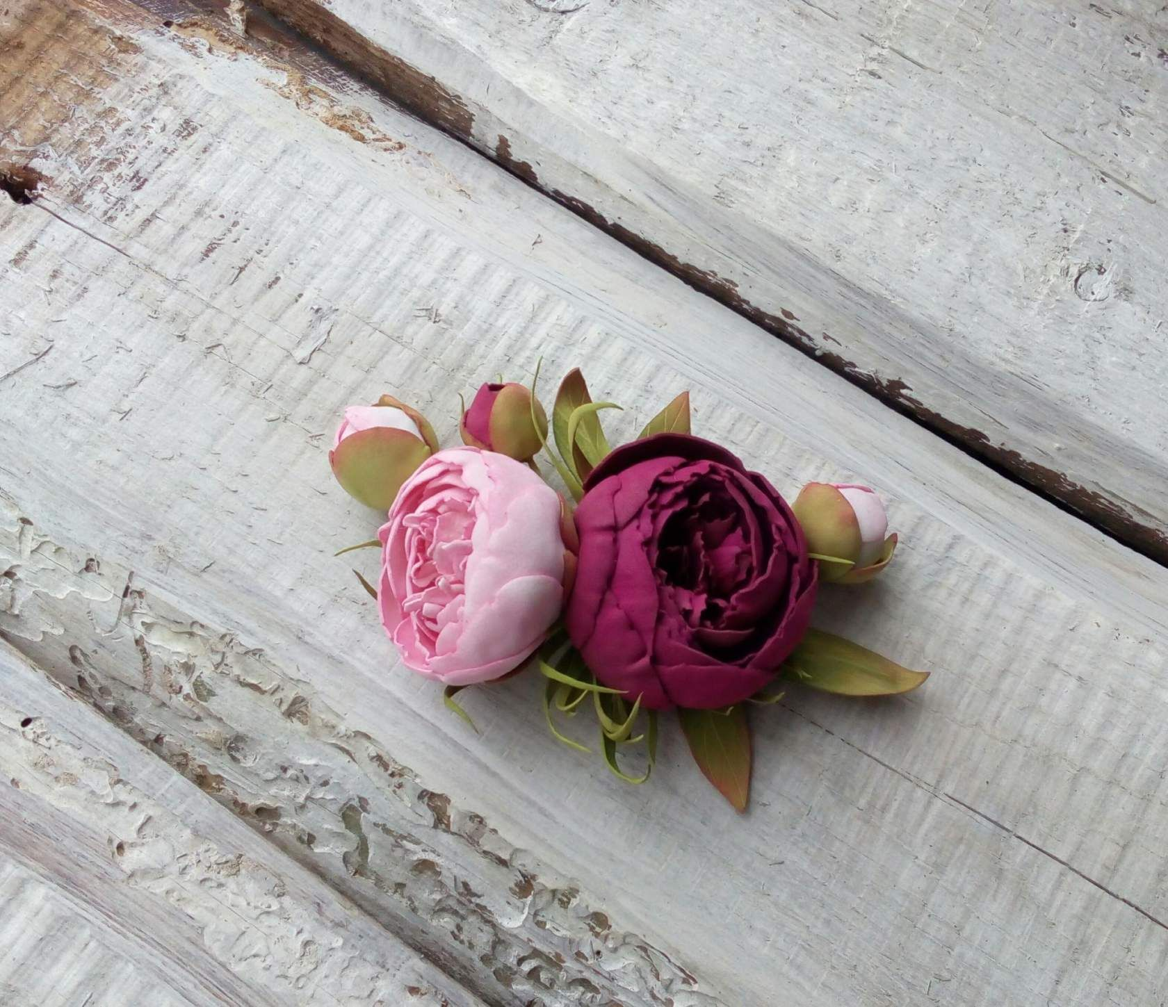 Фотографирование цветов из фома